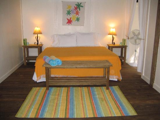 Andros Adası: Bedroom- Easy resting