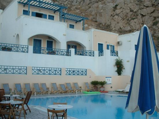Aegean View Hotel : 'Honeymoon Suite' Top Centre