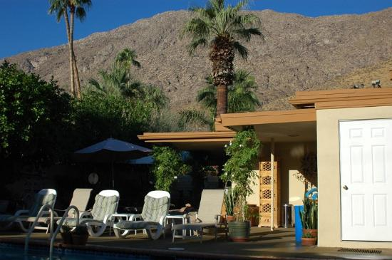 Old Ranch Inn : Day view of pool area