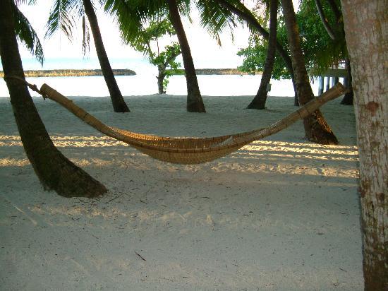 Baros Maldives: Relax!