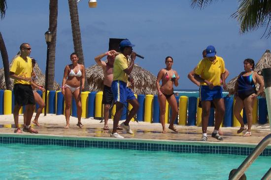 Caribe Club Princess Beach Resort Spa Learing How To Dance Like A Dominican