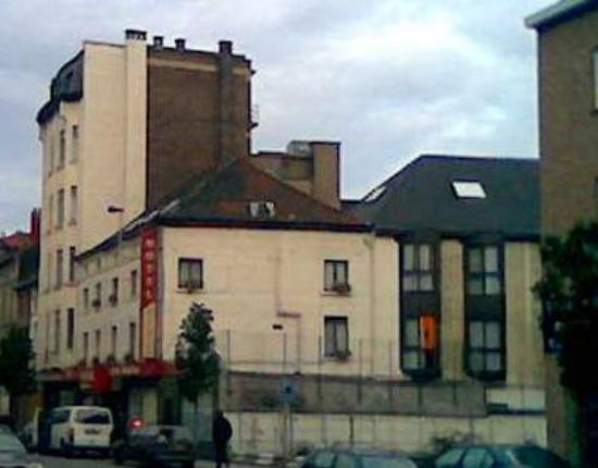 Anderlecht, België: The outside