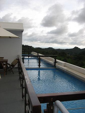 Gaia Hotel & Reserve: Roof View
