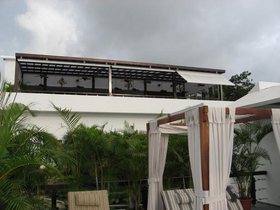 Gaia Hotel & Reserve: Restaurant