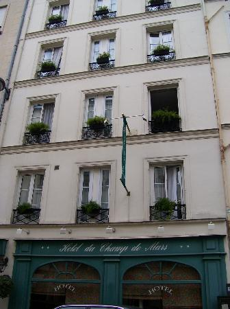 Hotel du Champ de Mars: The Hotel