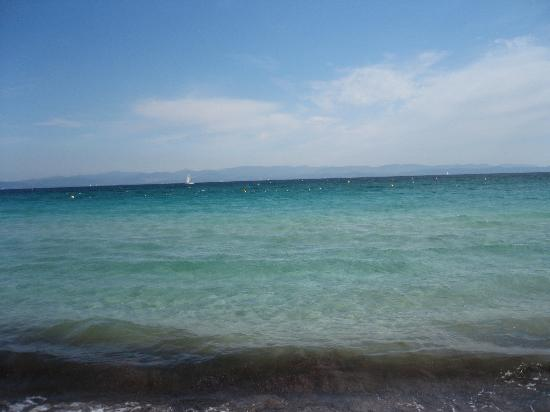 L'Oustaou de la Mar : The greatest beach ever on the island