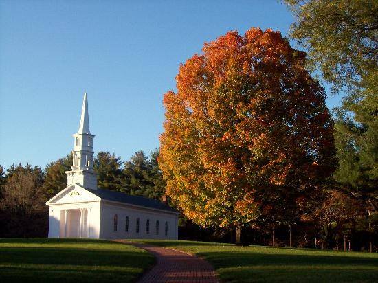 Sudbury, MA: The Chapel