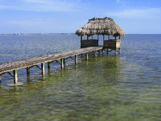 Belize : Ocean Front at Corozal