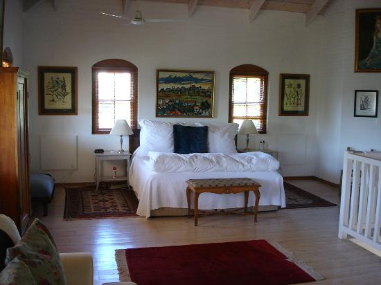 Akademie Street Boutique Hotel and Guest House: Bedroom