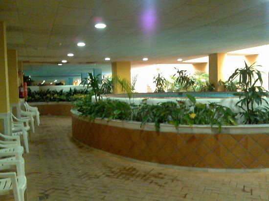 Almunecar Playa Spa Hotel: indoor pool and jacuzzi