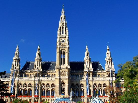 IntercityHotel Vienna: New Townhall (Rathaus)