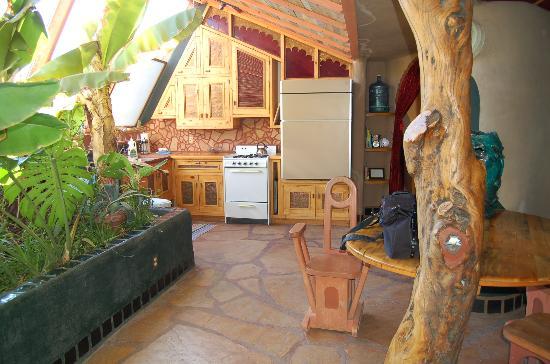 Hut Kitchen