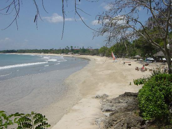 Four Seasons Resort Bali at Jimbaran Bay : The Bay
