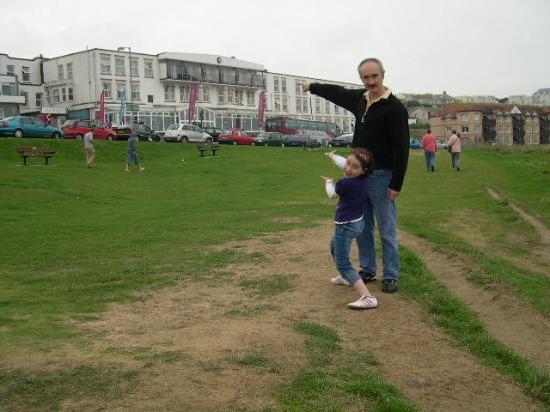 The Esplanade Hotel: The Esplanade, October 2006