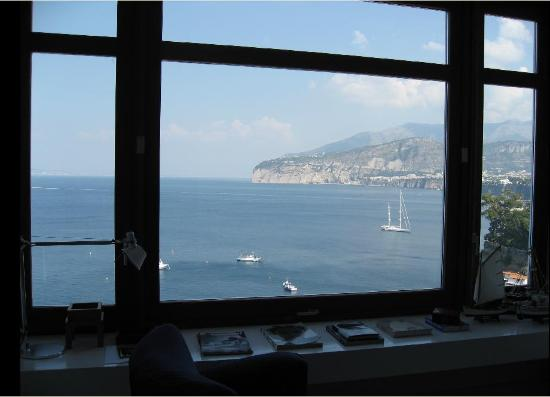 Maison La Minervetta: View from Room 6