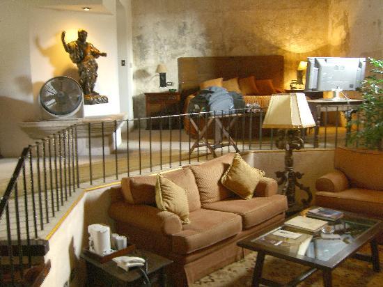 Hotel Museo Spa Casa Santo Domingo : Presidential Suite