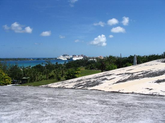 Nassau, Isola Nuova Providence: View from Fort