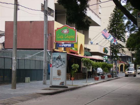 The Westin Camino Real: Casa Chapina