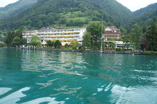 Merligen, Switzerland: Beatus Spa hotel