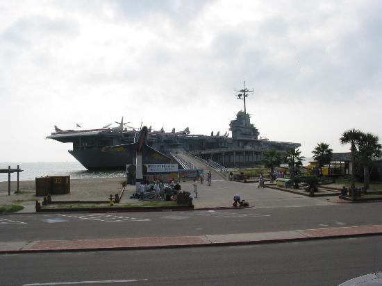 USS LEXINGTON Photo