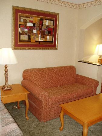Holiday Inn Express El Centro: sitting area