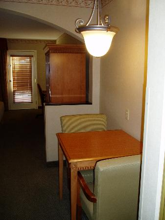 Holiday Inn Express El Centro: dinning table