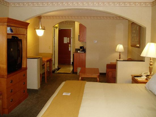 Holiday Inn Express El Centro: Looking the other way