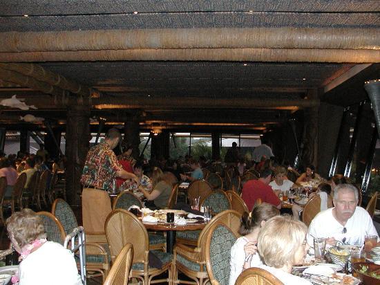Disney 39 s ohana restaurant interior picture of ohana for Food bar ohana