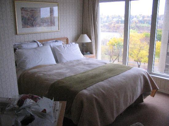 Radisson Hotel Saskatoon: Sleepnumber Bed