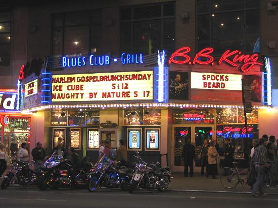‪B.B. King Blues Club & Grill‬