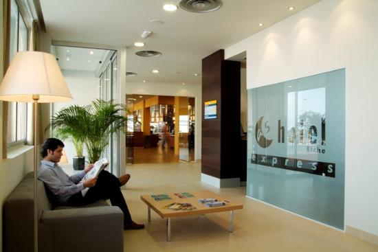 Hotel Sercotel AG Express Elche: Lobby