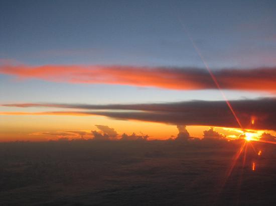 Paradisus Rio de Oro Resort & Spa: Early morning flight