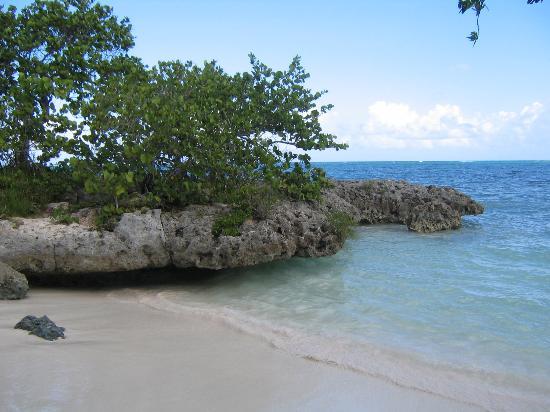Paradisus Rio de Oro Resort & Spa: Private beach