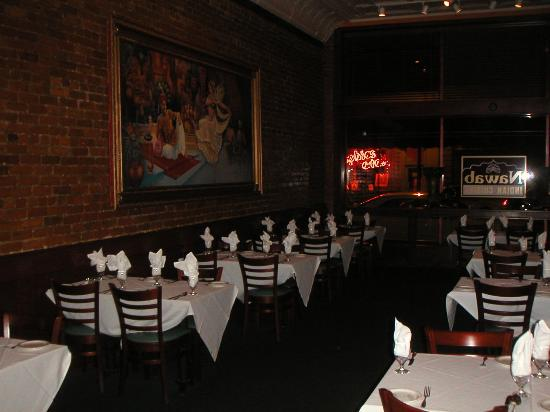 Nawab Indian Cuisine: Dining Room - another view