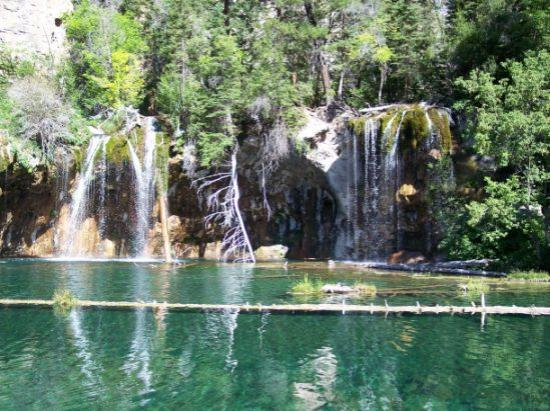 Glenwood Springs, Κολοράντο: Hanging Lake
