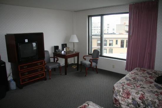 BEST WESTERN PREMIER Park Hotel: Room view