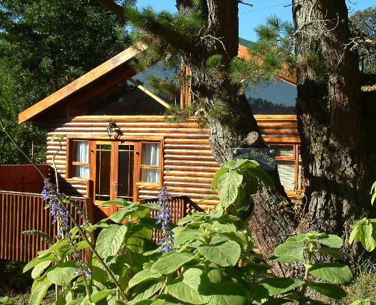 Knysna Tonquani Lodge & Spa: Chalet Tonquani