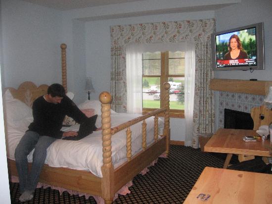 Mountain Grand Lodge and Spa: Room