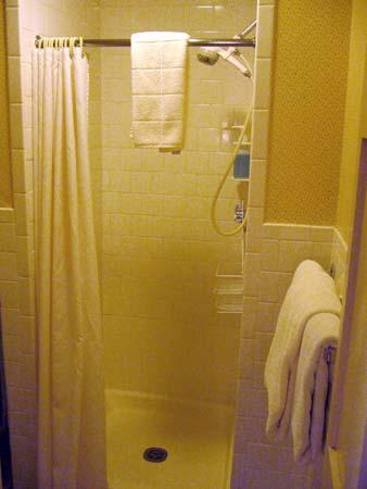 The Notchland Inn: Jefferson Bathroom