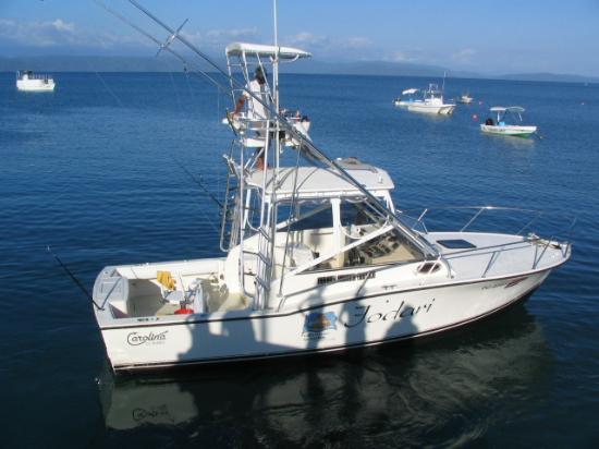 Cabo Matapalo Sportfishing : Cabo Matapalo Sport Fishing Boat