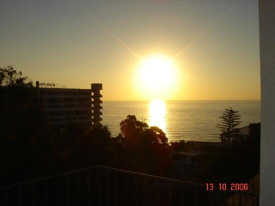 Hotel & Spa Benalmadena Palace: Sunset from room