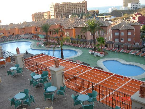 Hotel & Spa Benalmadena Palace: Hotel pool