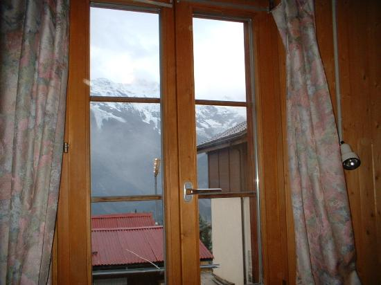 Chalet Fontana: View from bedroom