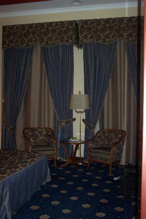 Premier Palace Hotel: Room