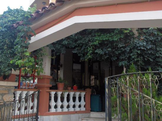 Hani Hotel: Entrance