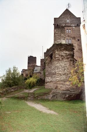 Castle Hotel Auf Schoenburg: the castle schoenburg