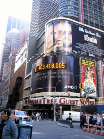 Hilton Hotel Times Square New York Reviews