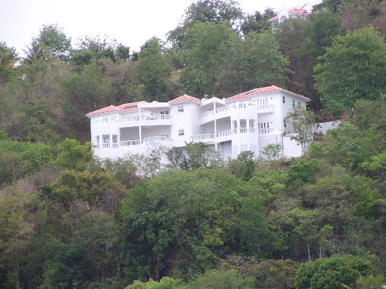 Windjammer Landing Villa Beach Resort: Our Villa