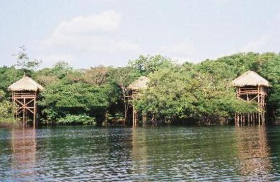 Juma Amazon Lodge: Front