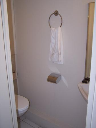 Hotel Cloitre Saint Louis: Closet Like Toilet